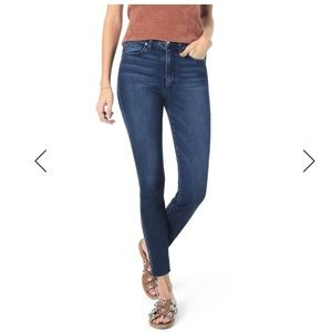 High wasted joes jeans